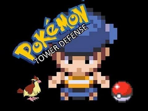 Pokémon Tower Defense