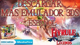 HYRULE WARRIORS LEGENDS 3DS PARA PC EN ESPAÑOL [MEJOR EMULADOR]
