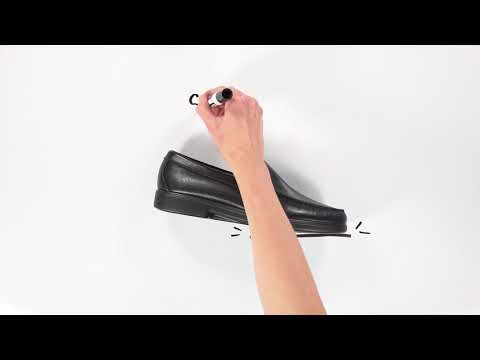 Video for Venetian Slip On Loafer this will open in a new window