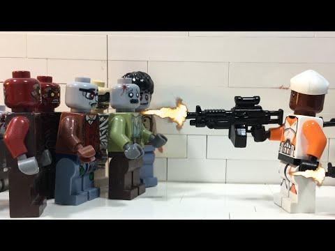 LEGO ZOMBIE DEFENSE
