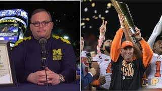 Michigan Podcast #066 | Can Michigan Become the Next Clemson?