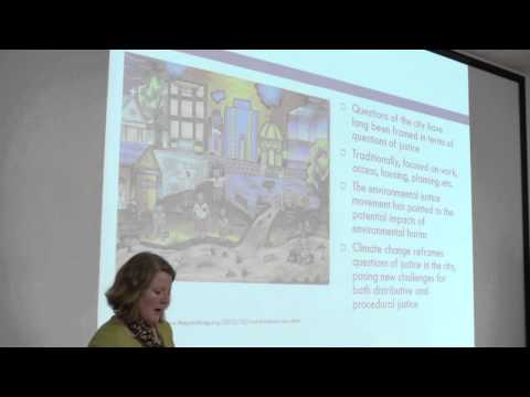 Harriet A. Bulkeley - Climate Changed Cities: exploring the urban politics of climate response