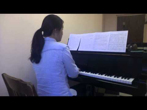 Jane's Final Piano Composition!