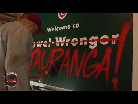 Tauranga Or Towel-wronger?   Nzherald.co.nz