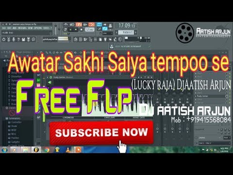 Awatare Saiya Tempo Se | Lucky Raja | DJ Aatish Arjun |
