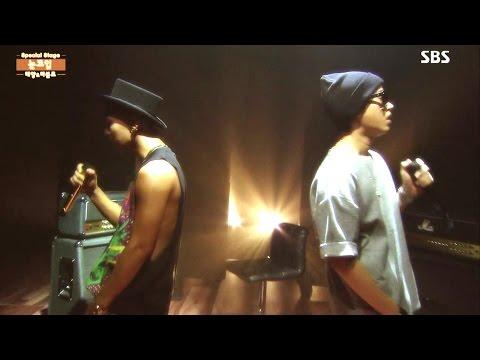TAEYANG -'눈,코,입(EYES, NOSE, LIPS)'(feat. TABLO) 0720 SBS Inkigayo