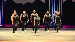Southern Jewels Platinum - Standing Line - 2016 CCA Showdown