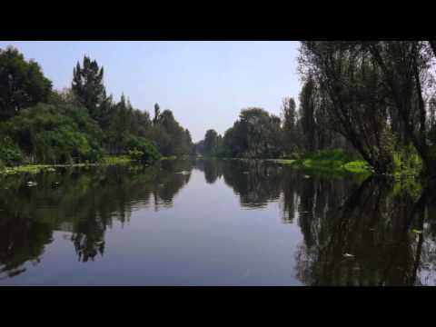 A Tour of the Farms of Xochimilco