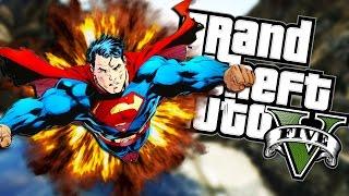 I'M SUPERMAN!   Grand Theft Auto V (Next Gen Gameplay) #3
