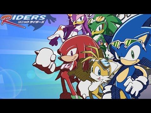 Sonic Riders - TheBlazeSFX Vs Silvergaming69 Short Livestream