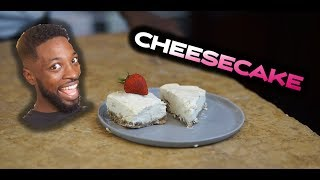 Cooking with Preacher Lawson - Cheesecake