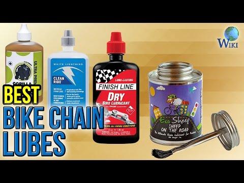 6 Best Bike Chain Lubes 2017