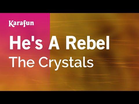 Karaoke He's A Rebel - The Crystals *