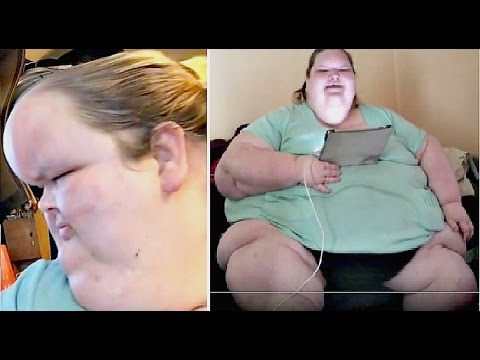 Amy Slaton Obese, Depressed and Killing Herself!