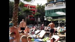 Bulgaria, Sunny Beach, Hotel Planeta/ Болгария, Солнечный Берег, Отель Планета(, 2013-08-06T16:35:50.000Z)