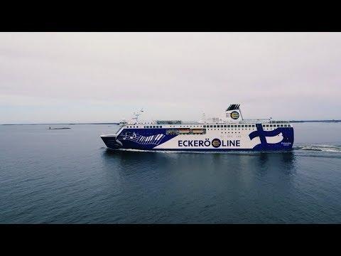 Tallinn to Helsinki Ferry:  First Day in Helsinki, Finland
