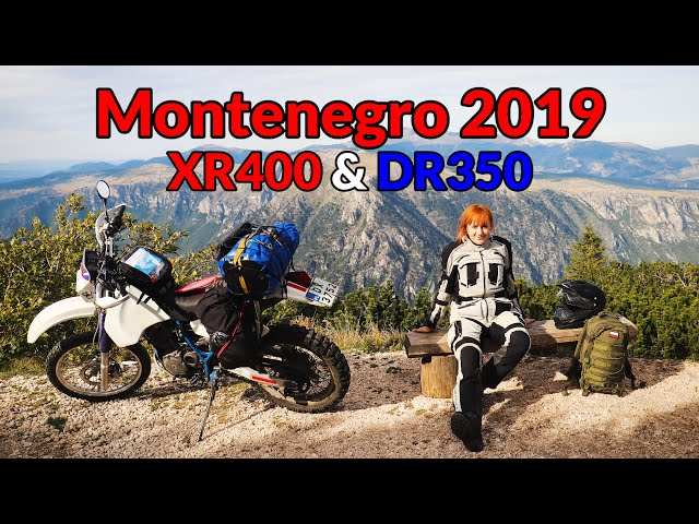 #8 Enduro Trip to Montenegro - Tara and Nedajno Canyons, Susicko Lake and night in mountain shelter