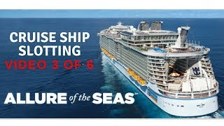 TIGHT or LOOSE #3? CRUISE SHIP CASINO ON ROYAL CARIBBEAN - Episode 3 of 6 - ALL BONUS & LINE-HITS