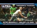 """""""Pro sport at its best, Joey!"""" - Retro MegaRally: Walker v El Hindi - ToC 2011"""