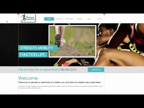 How To Make A Personal Trainer Website Step By Step