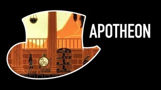Apotheon - An Artsy Ancient Greek Action-RPG