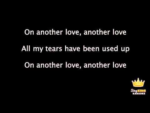 Tom Odell   Another Love Karaoke(matrix6125).