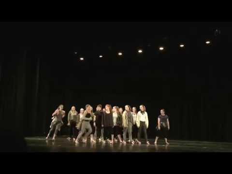 Modern - North Mississippi dance recital 2016