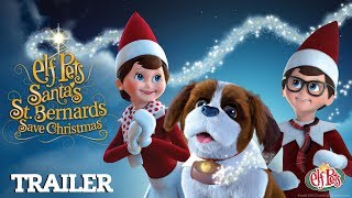 """Santa's St. Bernards Save Christmas"" Animated Special Trailer"
