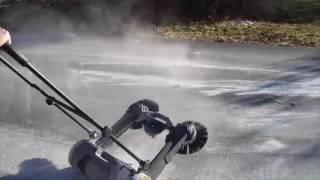 Honey Babe Loves the Karcher S 650 roller broom!
