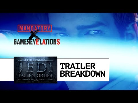 Star Wars: Jedi Fallen Order Reveal Trailer Breakdown   GameRevelations