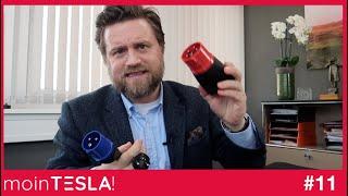 Moin Tesla! #11 von eins auf eine Million Tesla - und der Juice Booster - Gast: Christopher Gewohn