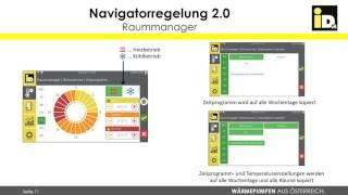 iDM Energiesysteme - Bedienung Navigator 2.0
