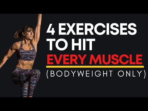 4 Must-Try Body Weight Exercises to construct Strength