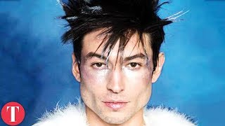 Inside The Life Of Ezra Miller (Fantastic Beasts Credence Barebone)