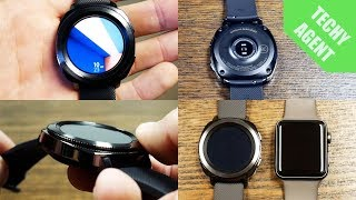 Samsung Gear Sport - Full Fitness Review (vs Apple Watch)