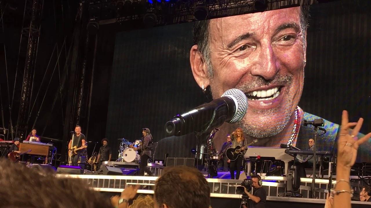 Springsteen jersey girl #2