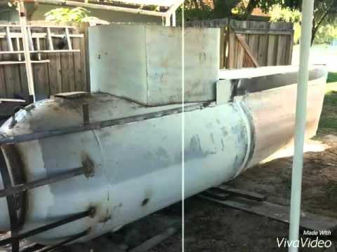 Still video of my homebuilt submarine