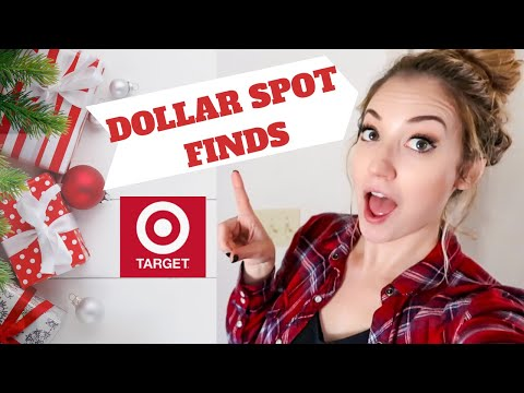New! Target Dollar Spot Christmas 2019 | Shop With Me