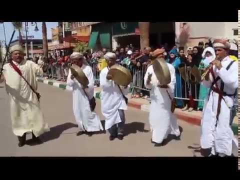 العرفة والبندير بركان/ Arfa berkane- في نصف ماراطون مدينة بركان الدولي