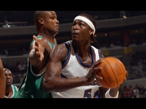 Kwame Brown Career High 31 Points & 19 Rebounds