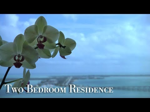 Luxury Two Bedroom Residence at Four Seasons Hotel Miami