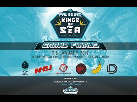 Kings of the SEA GRAND FINALS - Semifinal-Final #2