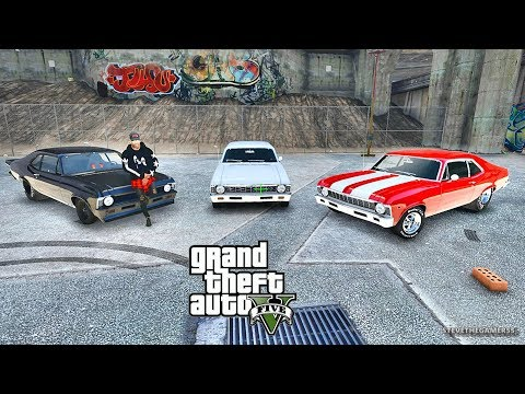 GTA 5 MOD#204 LET'S GO TO WORK!! (GTA 5 REAL LIFE MOD)