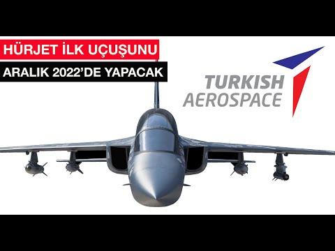 HÜRJET'te ilk uçuş hedefi Aralık 2022