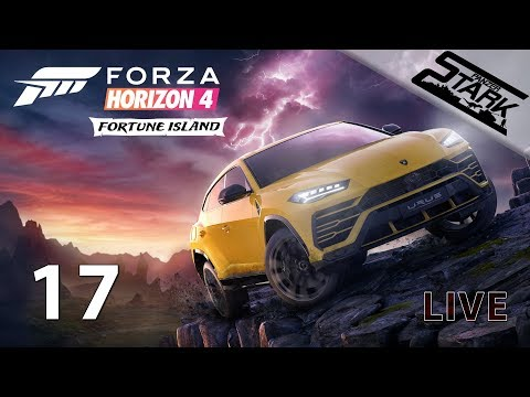 Forza Horizon 4 - 17.Rész (Fortune Island DLC) - Stark LIVE thumbnail