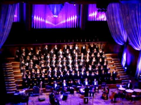 Lift Every Voice and Sing by HBCU 105 Voice Choir, Kennedy Center Performance 9 18 2011.MPG