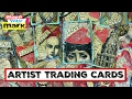 MAKE and SWAP Artist Trading Cards