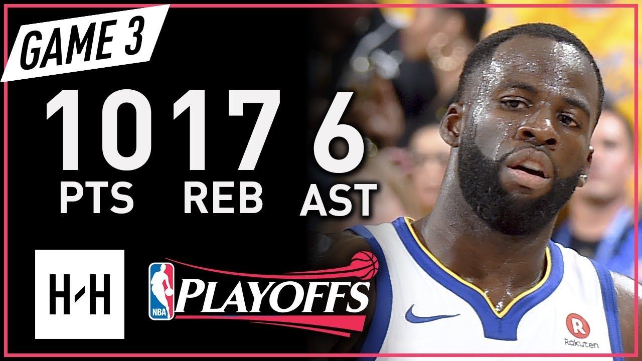 Nba Playoffs Warriors Vs Rockets Game 3 | All Basketball Scores Info