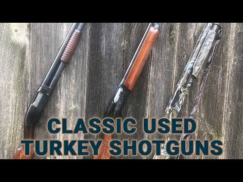 Classic Used Turkey Guns To Bag A Tom