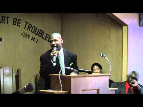Reverend Anthony Williams